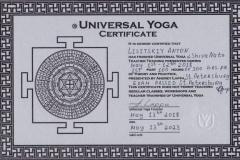 Лисицкий йога 1