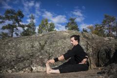 Артём Асванд, преподаватель Хатха-йоги в Петербурге