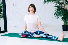 Ирина Зеленцова, инструктор йоги для беременных