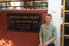 Таня Козырева аштанга йога спб тот йога центр