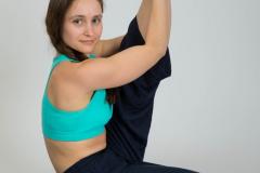 Ольга Полякова, преподаватель йоги
