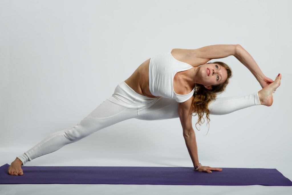 Юлия Асонова, преподаватель йоги в СПб