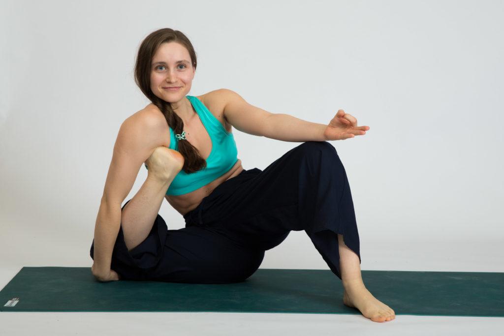 Ольга Полякова, преподаватель йоги СПб