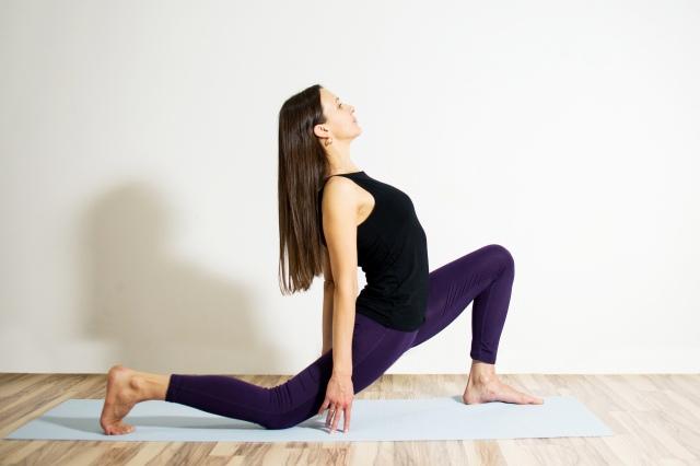 Оксана Штанько ТОТ йога-центр
