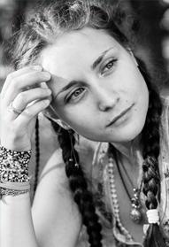 Ольга Полякова, йога