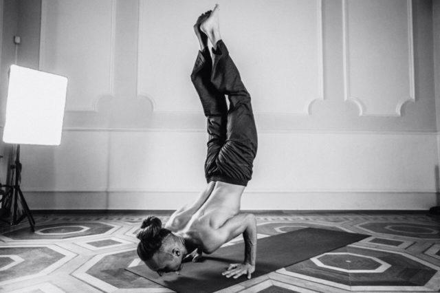 Валерий Бражников, преподаватель йоги СПб