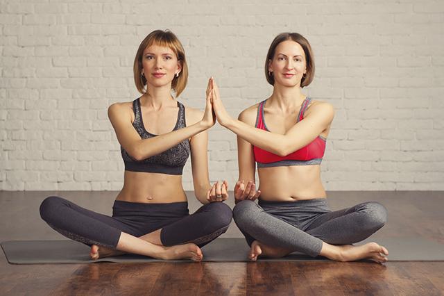 Йога для беременных - Планета Перемен