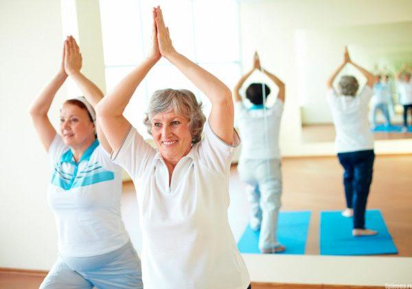 Хатха йога для начинающих, суставная гимнастика в СПб