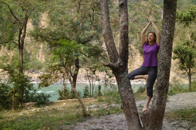 Лилия Костырева, преподаватель йоги в СПб