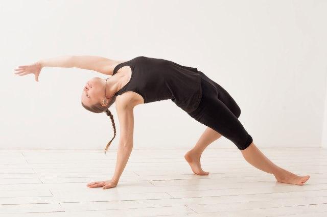 Елена Здонова, преподаватель йоги СПб