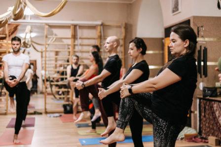хатха йога для начинающих спб