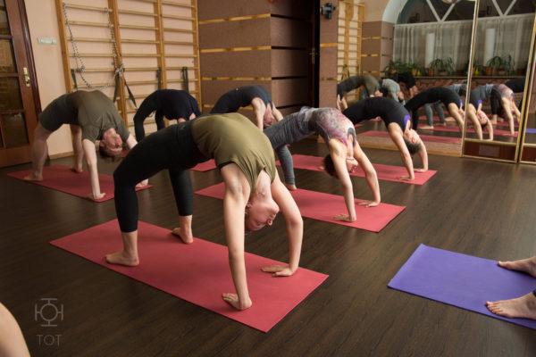 Йога для репродуктивной системы в СПб