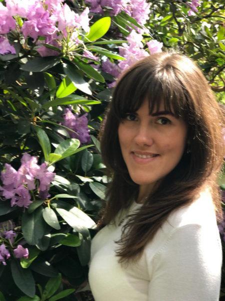 Жанна Сапрыгина, преподаватель йогатерапии в СПб