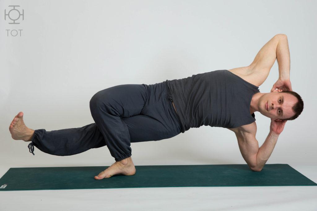 Станислав Лепехин, преподаватель йоги в СПб