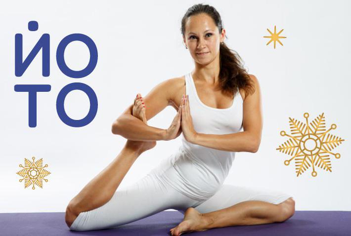 Кристина Щур, йога, фото