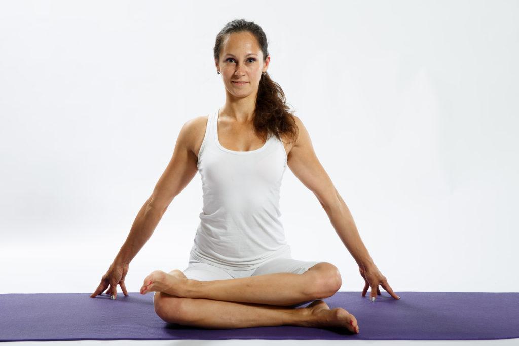 Кристина Щур, преподаватель йоги в СПб