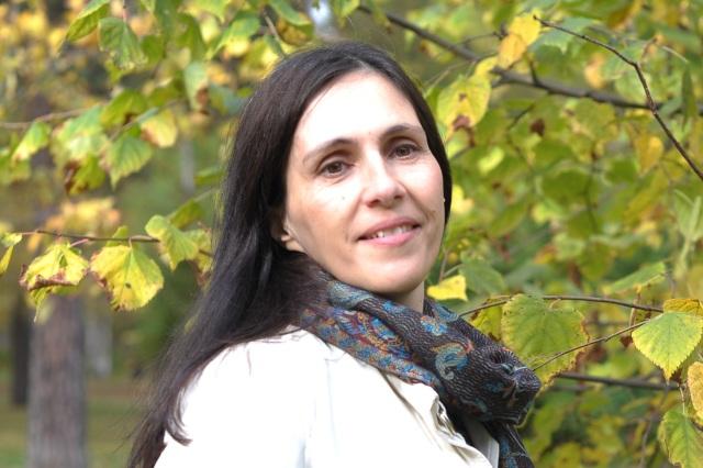 Нина Залесская, преподаватель йоги СПб