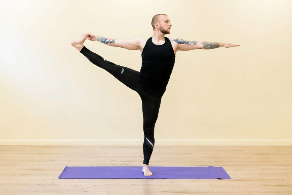 Кирилл Радонский, хатха-йога в СПб, фото