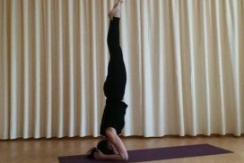 Нина Залесская, тренер по йоге, фото