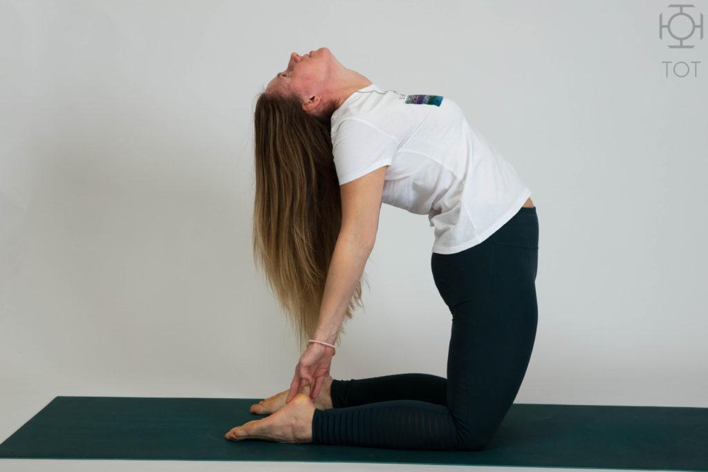 Татьяна Голуб, преподаватель йоги в СПб