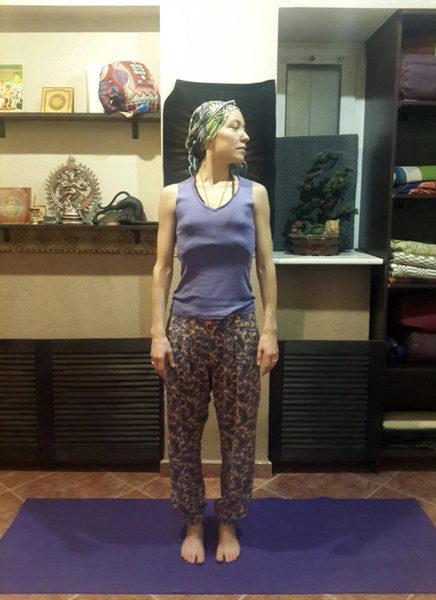 йога при варикозе асаны советы