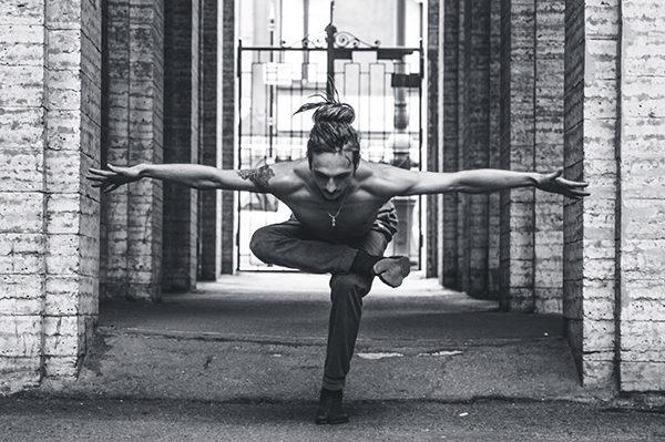 Валерий Бражников, йога