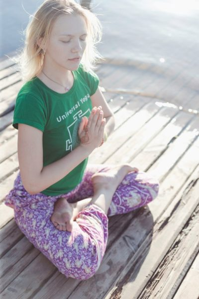 борисевич йога