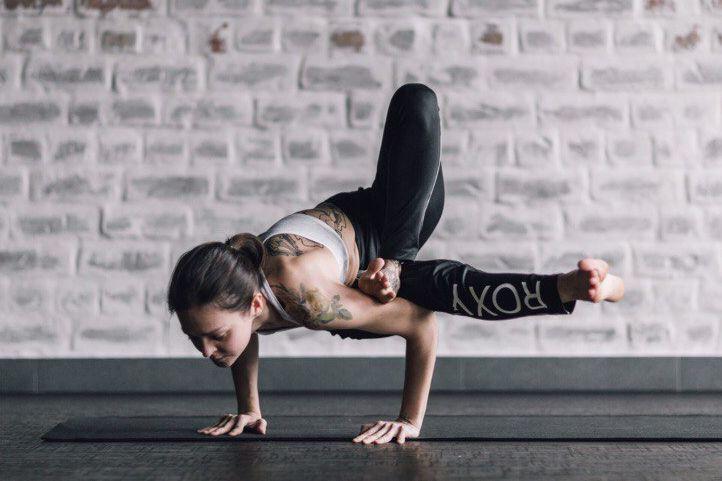 анелия валеева йога