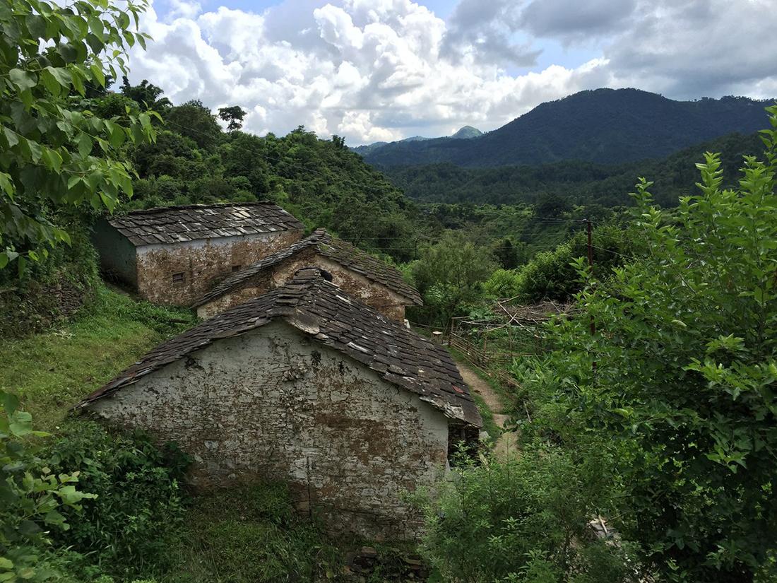 деревня Гималаи