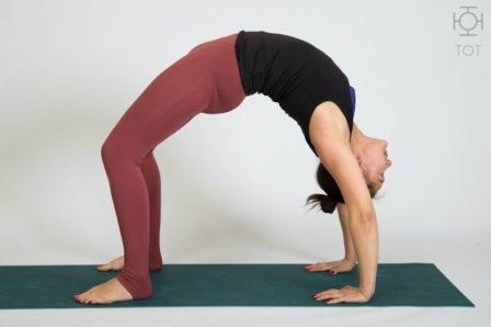 уровни сложности в йоге