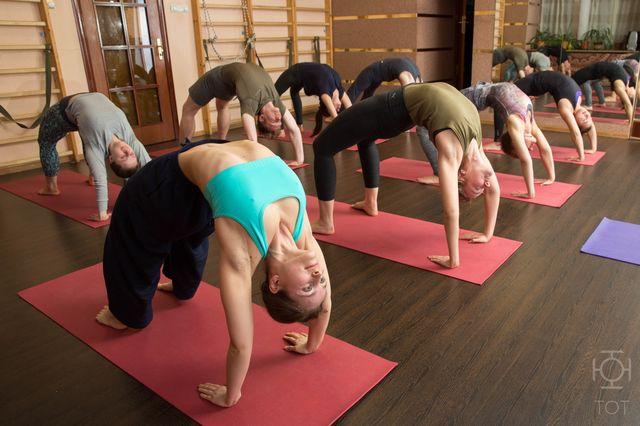 День открытых дверей йога центр 21 июня
