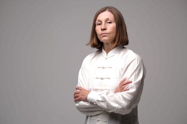 Мария Арнаутова, преподаватель Тай Дзи Цюань