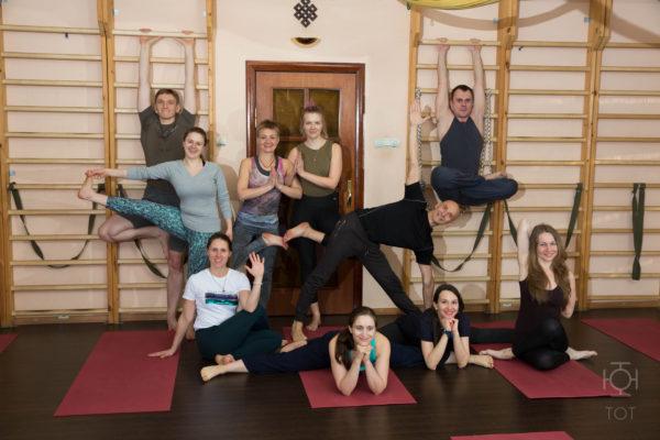 Преподаватели ТОТ йога-центра, Санкт-Петербург