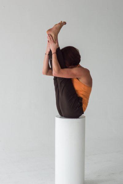 Инна Славаина, преподаватель гормональной йоги СПб