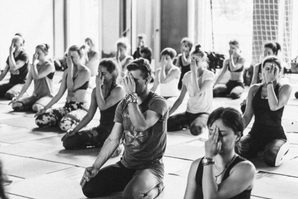 Пранаяма и тантрическая сурья намаскар ТОТ йога-центр