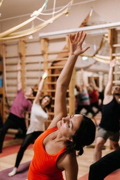 Ишвара йога ТОТ СПб