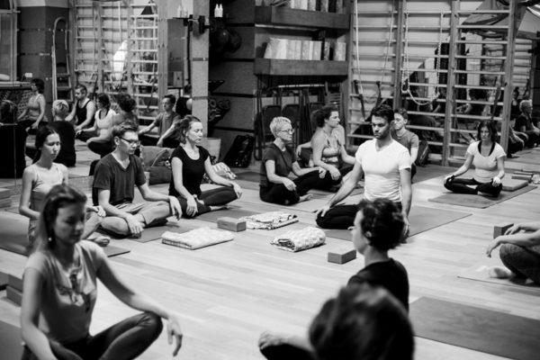 Йога-Нидра в ТОТ йога-центре