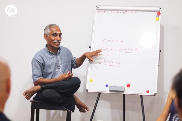 семинар-ретрит с доктором Мадаваном