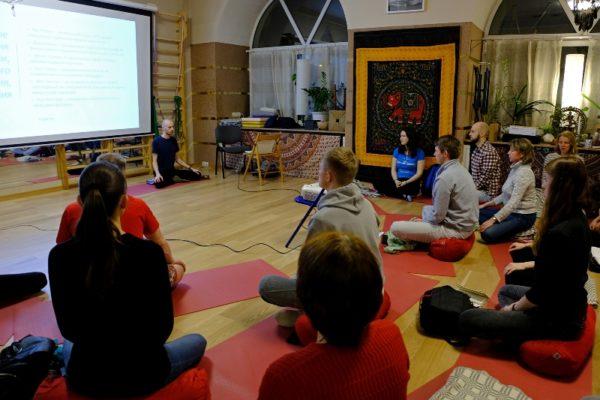 Курс искусство медитации