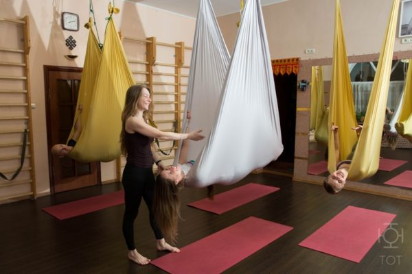 Unnata Aerial Yoga СПб