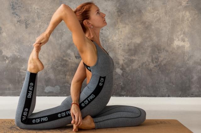 Алла Измаильская, преподаватель ТОТ йога-центра