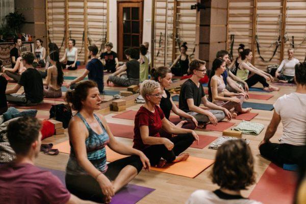 Мастер-класс ясность и покой в медитации СПб йога-центр ТОТ