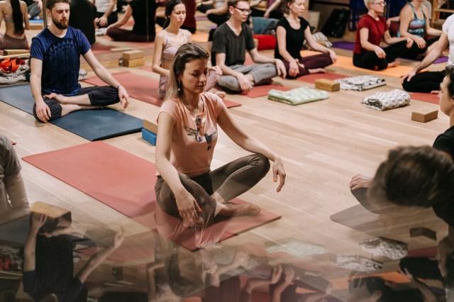 Ясность и покой в практике медитации - мастер-класс СПб